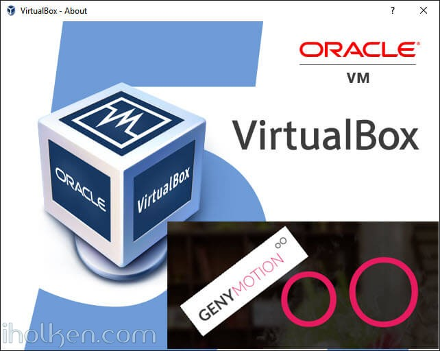 Genymotion and Oracle Virtual box