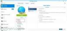 Shutdown Synology Web Station